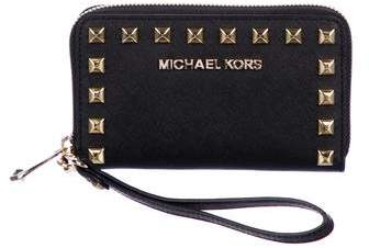 440fdf3e395719 Michael Kors Studded Handbag - ShopStyle