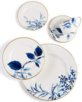 Kate Spade Birch Way Indigo Collection Dinner Plate
