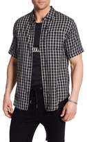 Ezekiel Bunk Plaid Regular Fit Shirt