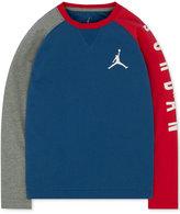 Jordan Boys' Postgame Raglan T-Shirt