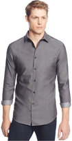 INC International Concepts Men's Non-Iron Shirt, Created for Macy's