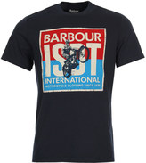 Barbour ISDT T-Shirt MTS0281-NY91 Navy