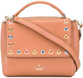 Kate Spade studded tote - women - Calf Leather/Polyester - One Size