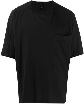 Transit chest pocket T-shirt