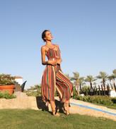 Tysa Jagger Jumpsuit in Serape