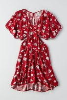 American Eagle Outfitters AE Cutout Kimono Dress