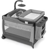 Chicco Lullaby® Glow All-in-One Playard in Silhouette