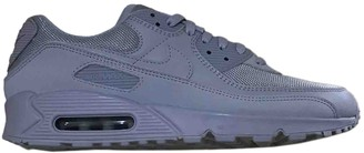 Nike 90 Grey Rubber Trainers
