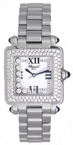 Chopard excellent (EX Ladies Happy Sport Square Quartz Watch 27/8358-23