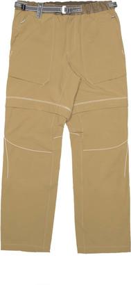 And Wander Zipped Pants