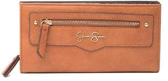 Jessica Simpson Valencia Zippered Wallet