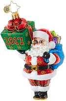 Christopher Radko 2017 Ornament Collection