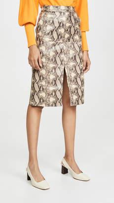 Edition10 Snake Skirt