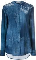 Ermanno Scervino printed shirt
