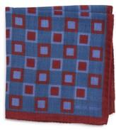 Michael Bastian Men's Geometric Pocket Square