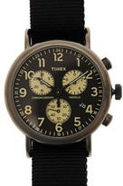 Timex Weekend Chronograph Watch Mens