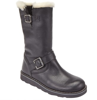 John Lewis & Partners Children's Leia Shearling Boots