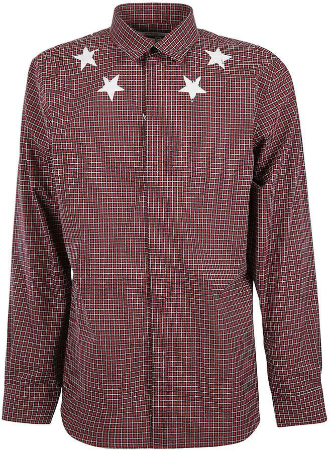 Givenchy Checked Shirt