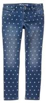 Crazy 8 Heart Skinny Jeans
