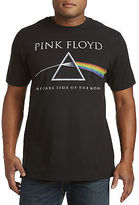 True Nation Pink Floyd©; Graphic Tee Casual Male XL Big & Tall