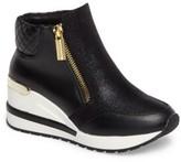 MICHAEL Michael Kors Girl's Neo Gege Wedge Sneaker Bootie