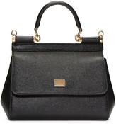 Dolce & Gabbana Black Small Miss Sicily Bag