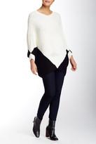Sisters Kimono Sleeve Colorblock Sweater