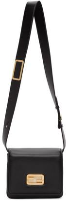 Fendi Black Small Shiny ID Bag