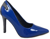 C Label Royal Blue Ariza Pump