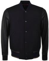 Paul Smith Varsity Jacket Navy