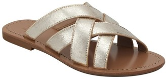 Marc Fisher Roony Strappy Leather Sandal