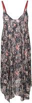 Etoile Isabel Marant flared dress - women - Viscose - 36