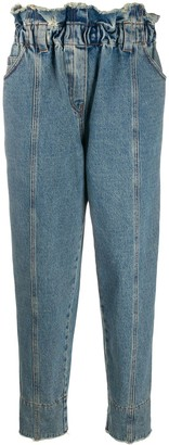 Philosophy di Lorenzo Serafini High-Waisted Tapered Jeans