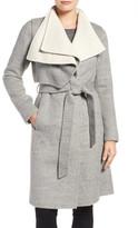 Mackage Double Face Wool Blend Coat