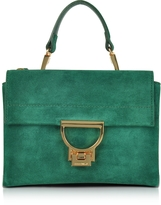 Coccinelle Arlettis Suede Mini Shoulder Bag
