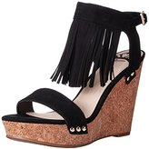 Fergalicious Women's Vinni Wedge Sandal