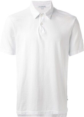 James Perse classic polo shirt