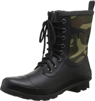 Chooka Women's Cara Camo Rain Boot