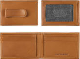Johnston & Murphy Two Fold Money Clip/Wallet