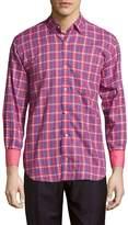 Tailorbyrd Men's Classic-Fit Cotton Shirt