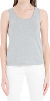 Max Studio Heather Jersey Tank Top