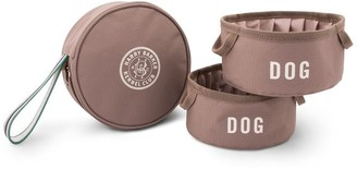 Pottery Barn Harry Barker Travel Dog Bowls