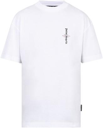 Palm Angels Statement Printed T-Shirt