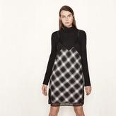 Maje Short slip-style dress