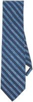 The Hill-Side Panama Stripe Tie