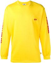 Gcds - logo embroidered sweatshirt - men - Cotton - S