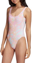 adidas Tie Dye One-Piece Swimsuit