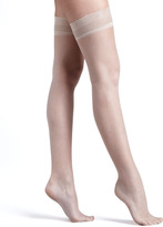 Donna Karan Nudes Thigh High Stay-Up Stockings