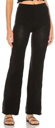Indah Sneak Knit Long Lounge Pant