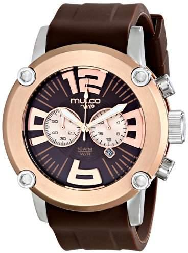 Mulco Men's MW2-6263-033 Analog Display Japanese Quartz Watch